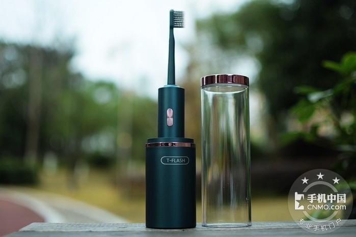 带紫外线杀菌防尘 T-FLASH电动牙刷第7张图_手机中国论坛